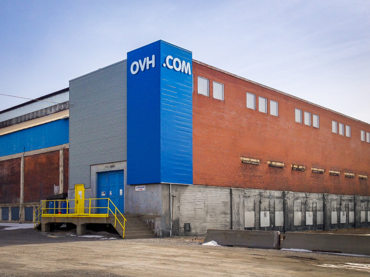 Datacentres- OVH