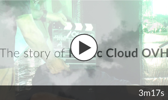 story of OVH Public Cloud