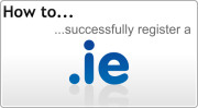 How to successfully register your .ie domain name?