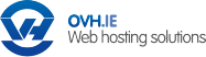 Home OVH.IE - Domain names, Web hosting, Dedicated servers, Emails.